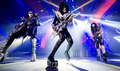 Kiss - Rock in Las Vegas 2014