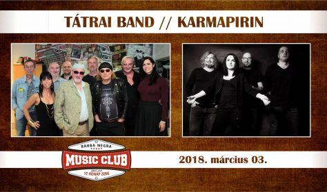 Tátrai Band - Karmapirin
