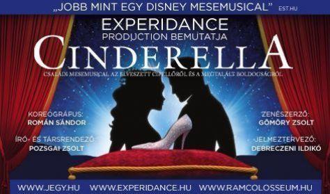 ExperiDance: Cinderella - Mese az elvezsett cipellőről és a megtalált boldogságról