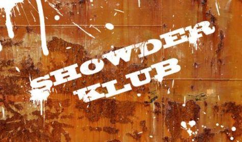 SHOWDER KLUB felvétel - Aranyosi Péter, Dombóvári István, Fábry Sándor, Puzsér Róbert