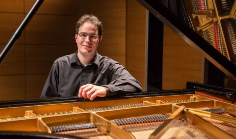 Csabay Domonkos zongoraestje, MVM Koncertek