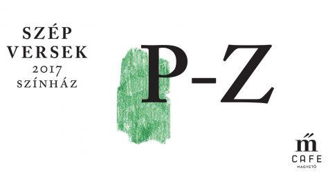 Szép versek színház P-Z