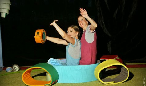 Babaszínház - Csíkos csoda
