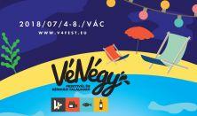 VéNégy Fesztivál Színház 2018.07.05.