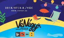 VéNégy Fesztivál Színház 2018.07.08.