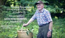 Szabó Gyuri bácsi előadása Szolnokon
