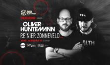 Unde?ground: Oliver Huntemann / Reinier Zonneveld 02.17. -RIO Budapest