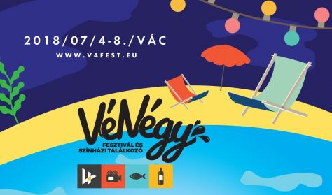 VéNégy Fesztivál VIP 2018.07.05.