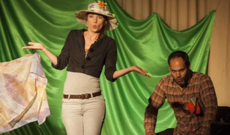 Ágacska  - Pódium Színház előadása