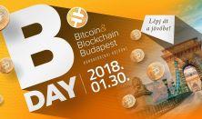 B-DAY - Bitcoin & Blockchain Budapest