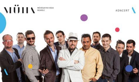 Pannonia Allstars Ska Orchestra PASO
