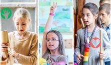 A KÉZ a SZÍV és a FEJ iskolája a Waldorf Pedagógia módszerek bemutatásán keresztül