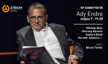 _Így szerettek ők – Ady Endre / felolvasószínház Nyáry Krisztián könyve nyomán