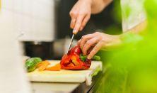 FŐZŐTANFOLYAM 1.: A vegán táplálkozás alapjai