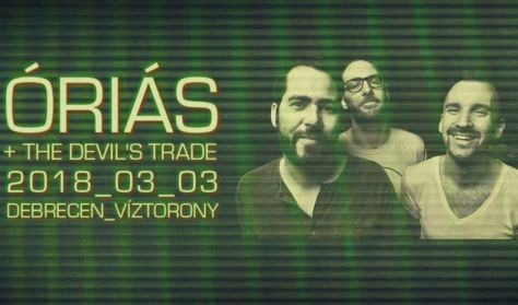 Óriás//The Devil's Trade