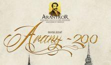 Arany 200 - exluzív koncert
