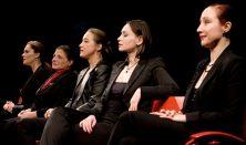 nőNYUGAT - Irodalmi est egy részben - A Thália Színház és az Örkény Színház közös előadása
