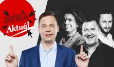 DUMA AKTUÁL - Ceglédi Zoltán, Hadházi László, Litkai Gergely, Lovász László