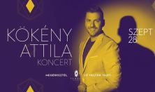 Kökény Attila koncert