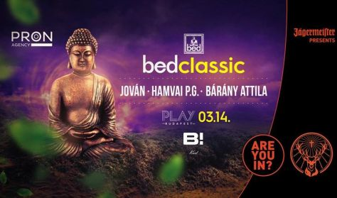 BED Classic I 03.14. I CLUB PLAY