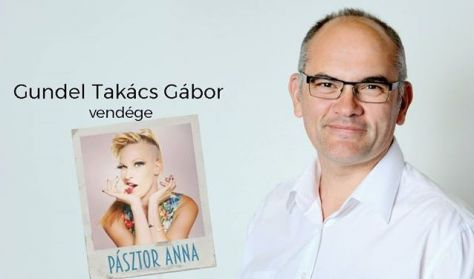 HétfőBűn- talkshow / Gundel Takács Gábor vendége Pásztor Anna