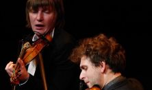BFF2018 - Dresch Double Quartet feat. Borbély Mihály, Volosi & Lajkó Félix