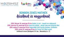 Bonbon zenés matinék - Szeder & Lóci – Legyél te is dalszerző!