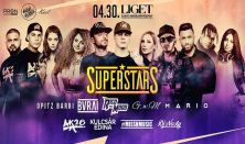 SuperStars  - 04.30 LIGET Club