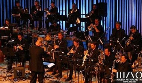 Modern Art Orchestra – Bartók: Tizenöt magyar parasztdal – Harcsa, Liebman, Dresch, Gőz, Lukács