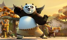 Kakaómozi-Po, a Panda