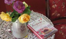 Rózsakunyhó Alkotóműhely - Halmos Mónika: A százéves befőtt titka