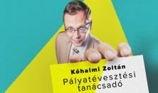 Pályatévesztési tanácsadó - Kőhalmi Zoltán önálló estje