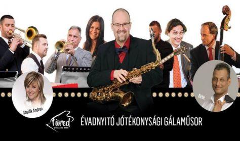 Füred Dixieland Band - jótékonysági koncert