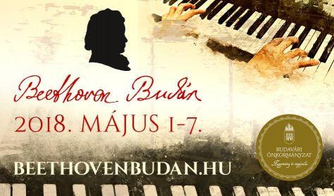 Beethoven Budán Fesztivál, Emlékhangverseny, Orfeo Zenekar, Vezényel: Vashegyi György