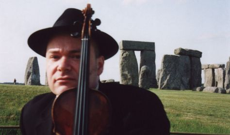 Alexander Balanescu koncert