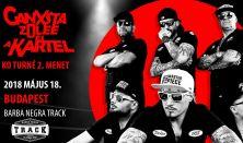 GANXSTA ZOLEE ÉS A KARTEL - K.O. turné - 2. menet