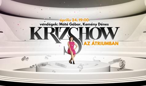 Krizshow – vendégek: Máté Gábor, Kemény Dénes