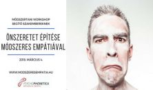 Önszeretet építés Psychophonetica™ és Módszeres Empátia módszerrel