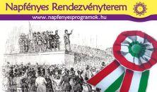 """""""Hazádnak rendületlenűl"""" - rendhagyó március 15-i megemlékezés"""