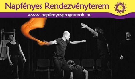 Szenvedély - Improvizációs színház az M1M Társulattal