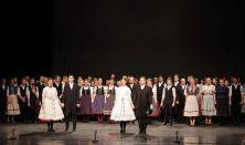 Misina Néptáncegyüttes és Táncszínház Tánc Világnapi műsora