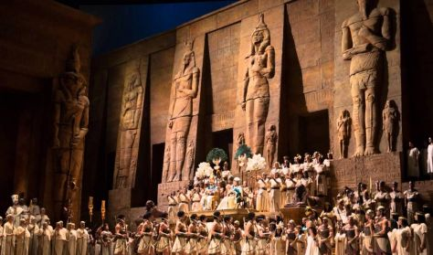 MET 2018/2019 Verdi: Aida
