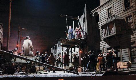 MET 2018/2019 Puccini: A Nyugat lánya