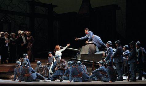 MET 2018/2019 Donizetti: Az ezred lánya