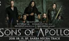 SONS OF APOLLO - KIP Winger