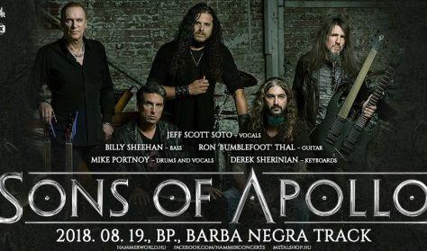 SONS OF APOLLO - KIP Winger