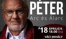 Müller Péter előadása: Arc és Álarc