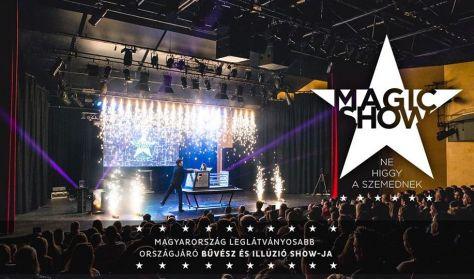 Magic Show - Kaposvár