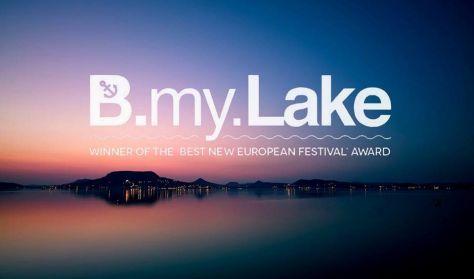 B.my.Lake Fesztivál 2018 /4 napos Bérlet