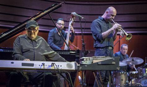 RÁKFOGÓ - koncert a 75 éves Szakcsi Lakatos Béla tiszteletére